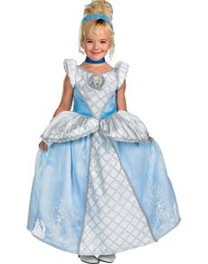 Disfraz de La Cenicienta Prestige para niña