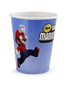 Vasos Super Mario Bros