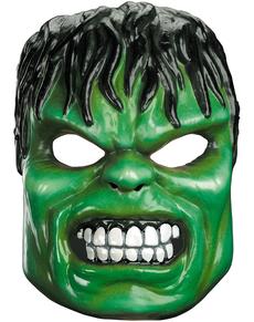 Máscara de Hulk Adulto