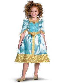 Disfraz de Mérida Brave supreme para niña
