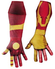 Guantes Iron Man 3 Deluxe para adulto