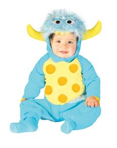 Disfraz de monstruo para bebé