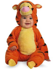 Disfraz de Tigger deluxe para niño