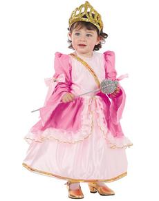 Disfraz de reina bebé