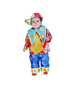 Disfraz de payasito bebé