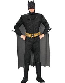 Disfraz de Batman Musculoso TDK Rises
