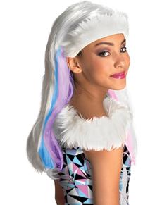Peluca Abbey Bominable Monster High