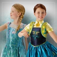 Disfraces Frozen