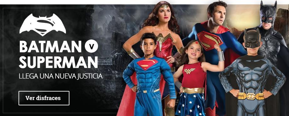 Disfraces Batman v Superman