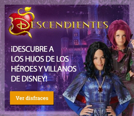 Disfraces Los Descendientes Disney