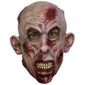 Masque de Zombie aux oreilles en feuilles de chou