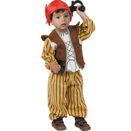 Disfraz de pirata corsario bebé