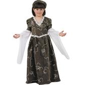 Disfraz de Jimena niña