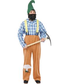Disfraz de enano granjero