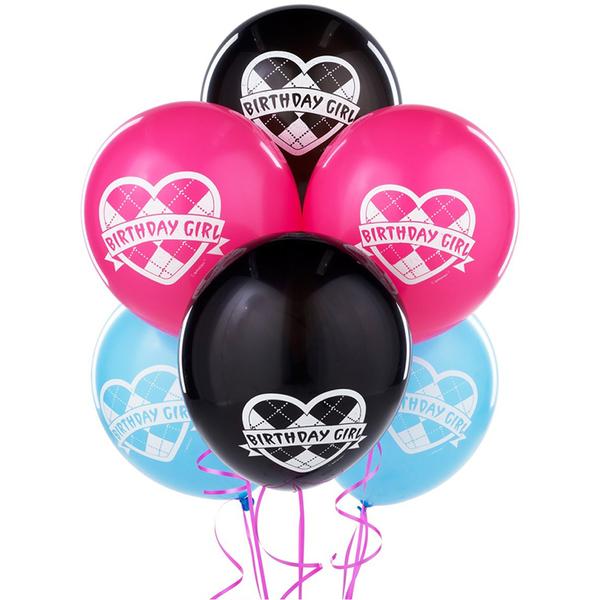 Funidelia FR  Kit ballons Monster High