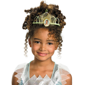 Tiara de Tiana para niña