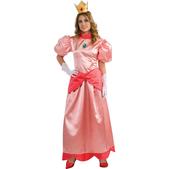 Disfraz de Princesa Peach Deluxe