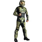 Kostüm von Master Chief Halo Deluxe