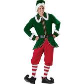Costume d'elfe haut de gamme