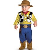 Disfraz de Woody Toy Story para bebé