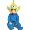 Disfraz de Alien de Toy Story para bebé