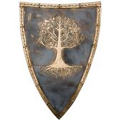 Escudo Blancanieves y la Leyenda del Cazador