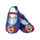 Zapatos Azules Blancanieves niña