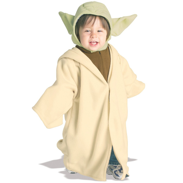 costume de yoda de star wars pour b b acheter en ligne. Black Bedroom Furniture Sets. Home Design Ideas