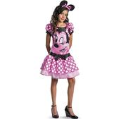 Disfraz de Minnie Mouse Clubhouse Rosa para niña