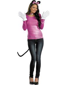 Kit de accesorios Minnie Mouse Rosa Adulto