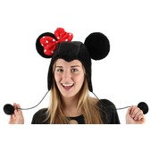 Gorro Minnie Mouse Adulto