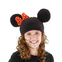 Gorro Minnie Mouse Infantil