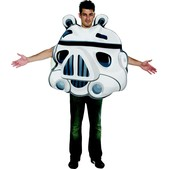 Fato de Angry Birds Stormtrooper para adulto