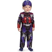 Disfraz de Transformers Optimus Prime Dark of the Moon infantil