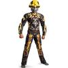 Disfraz de Transformers Bumblebee Movie Classic musculoso infantil