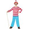 Disfraz de Wally para niño