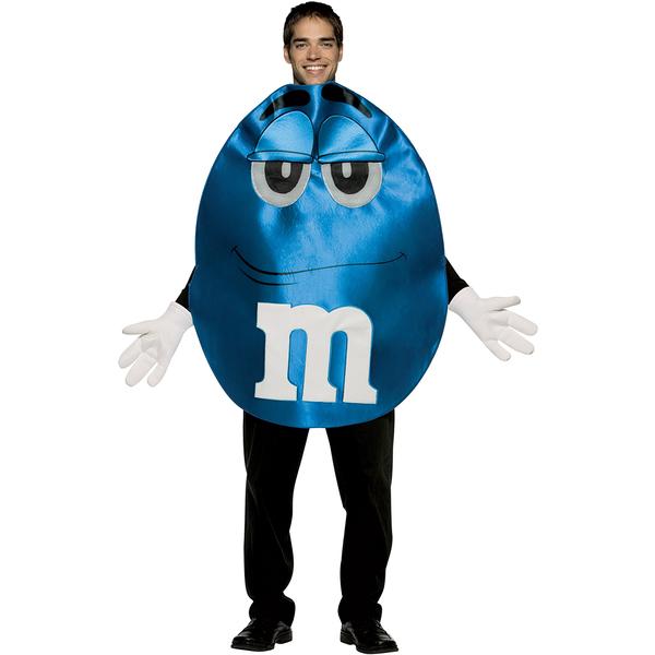 Funidelia FR  Costume de M&Ms bleu adulte haut de gamme