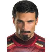 Bigote y perilla de Tony Stark Iron Man 2
