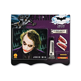 Kit Peluca y maquillaje Joker Batman