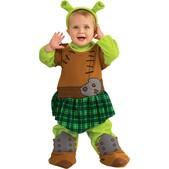 Disfraz de Princesa Fiona de Shrek para bebé