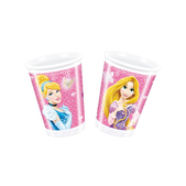 Set de vasos Disney Princesas Luxury