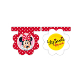 Banderín Minnie Mouse