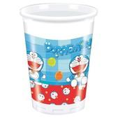 Set de vasos Doraemon