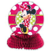Centro decorativo Minnie Mouse