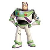 Figura de cartón articulada Buzz Lightyear Toy Story