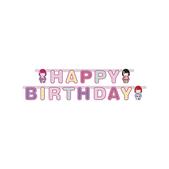 Guirlande Happy Birthday Kimmi Junior