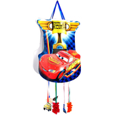 Piñata perfil Cars