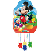 Piñata perfil Mickey Mouse Clubhouse Balloons