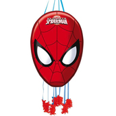 Piñata perfil Ultimate Spiderman