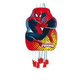 Piñata silueta Cómic Ultimate Spideman